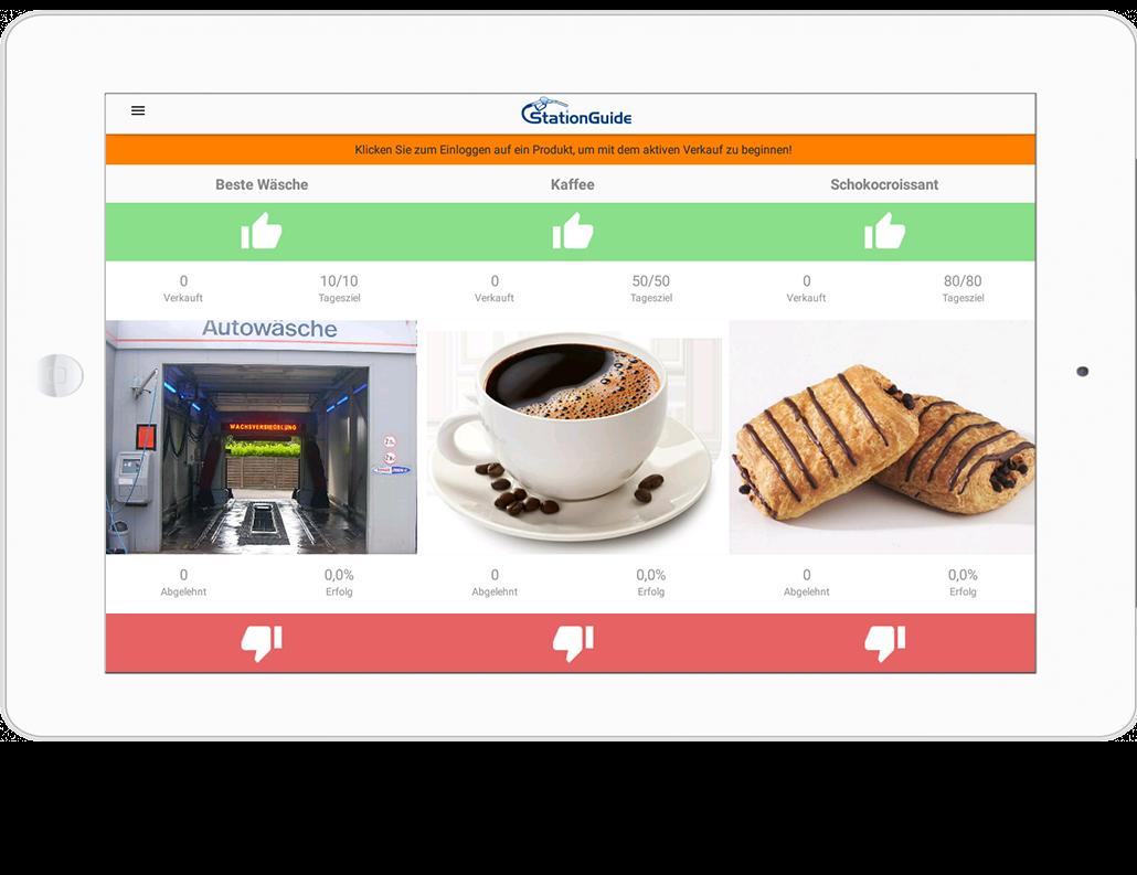 Aktives Verkaufen – StationGuide – Smarte Software für innovative ...